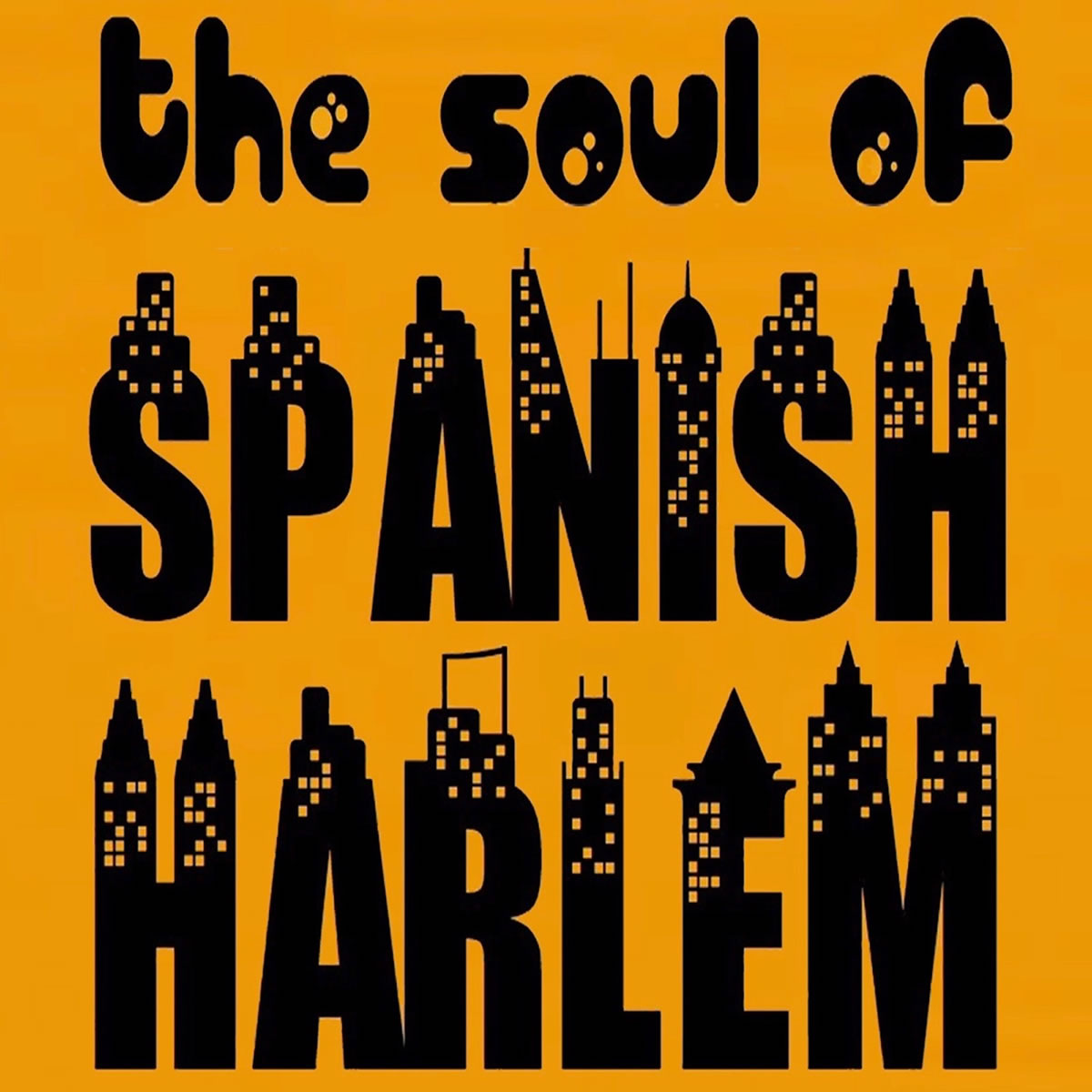 Van Merwijk's Music Machine - The Soul of Spanish Harlem
