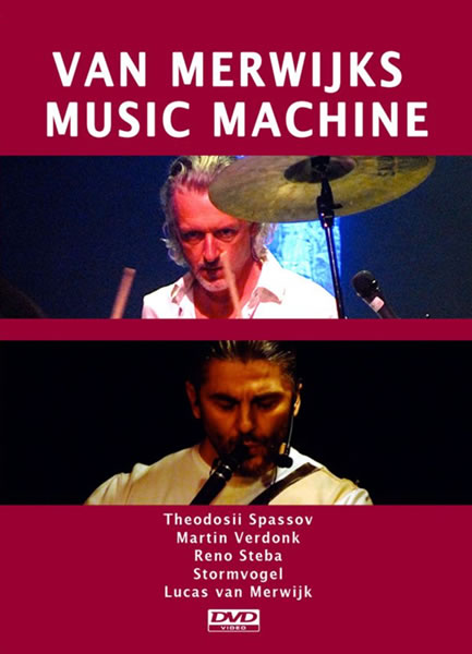 Van Merwijk's Music Machine