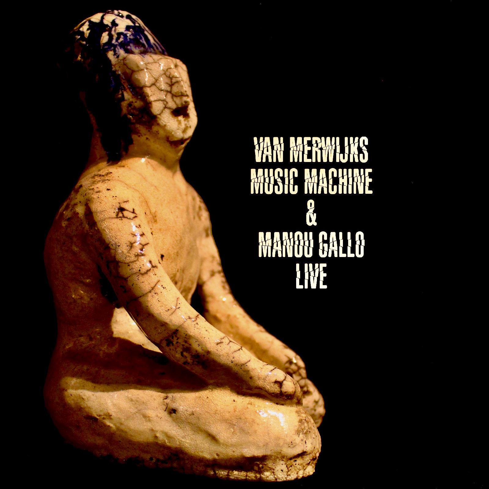 Live with Manou Gallo